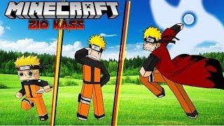 Nếu Naruto Có Cuộc Sống Trong Minecraft | Minecraft Roleplay