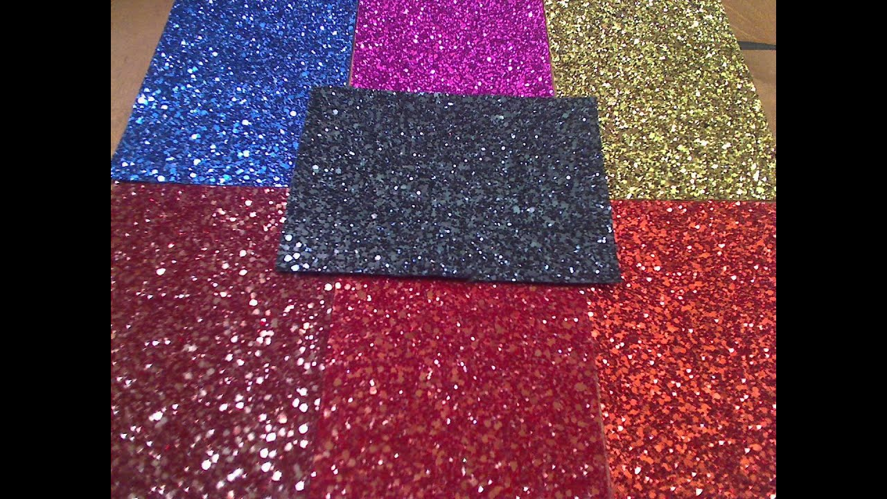 Glamour Glitter Glass Wallpaper Exclusively at Designer