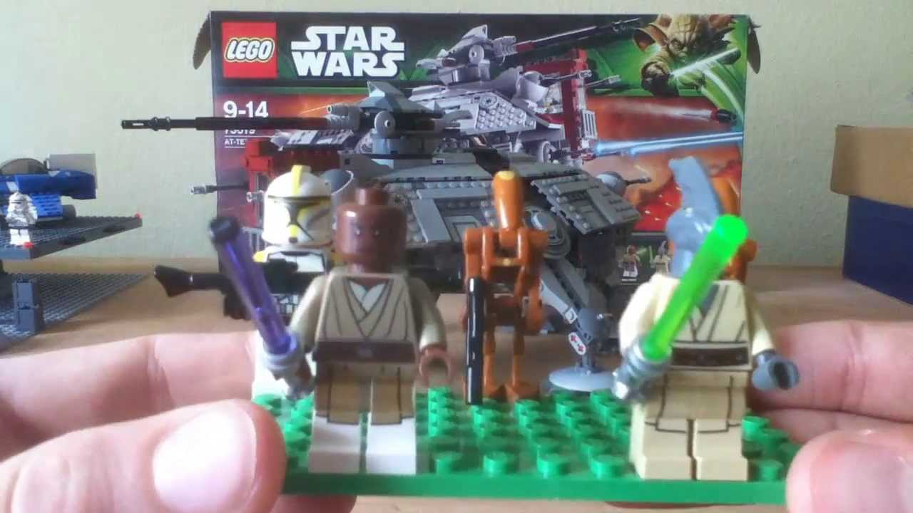lego star wars 75019 at te review youtube. Black Bedroom Furniture Sets. Home Design Ideas