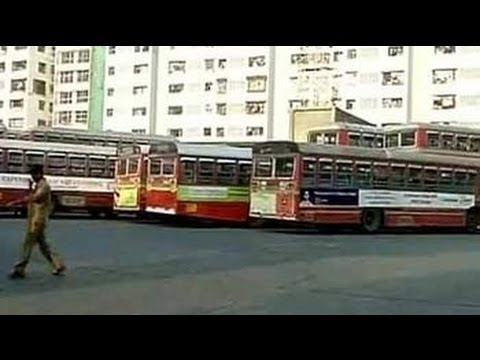 Mumbai bus strike enters Day 2 as drivers defy court order