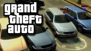 GTA Funny Moments And Stuff 1 (I Can't Wait For GTA 5
