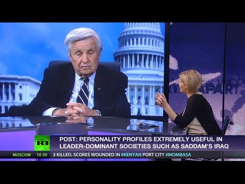 Borderline Politics (ft. Ex-CIA profiler Dr. Jerrold Post )