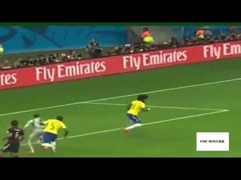Brazil vs Germany 1-7 Semifinal 08-07-2014 - All Goals & Highlights