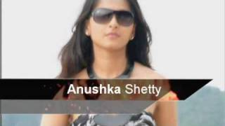Hot Sexy Anushka Shetty In Bond Film Song