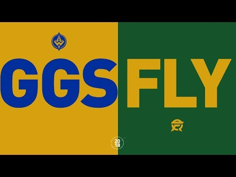 GGS vs. FLY - NA LCS Week 9 Match Highlights (Summer 2018)