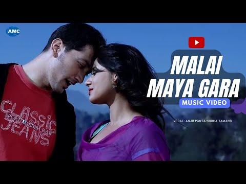 Malai Maya Gara by Anju Panta/Shubha tamanh || Asian Music|| [official video HD]