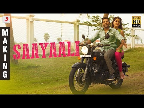 Adanga Maru - Saayaali Making Video Tamil - Jayam Ravi, Raashi Khanna - Sam CS