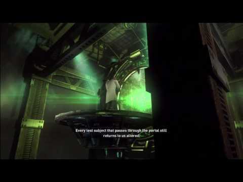 Видео демо Wolfenstein (12минут)