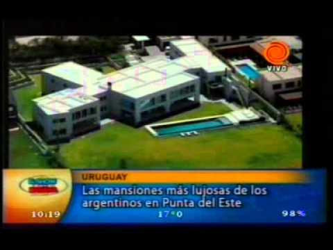 Mansiones lujosas de los famosos argentinos 20110207 youtube for Chimentos de famosos argentinos
