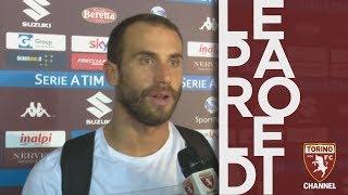 """De Silvestri: """"Il gol? Conta solo la squadra"""""""