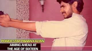 Power Star Pawan Kalyan's Personal Album