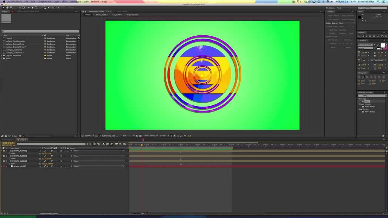 after effect how to add expression