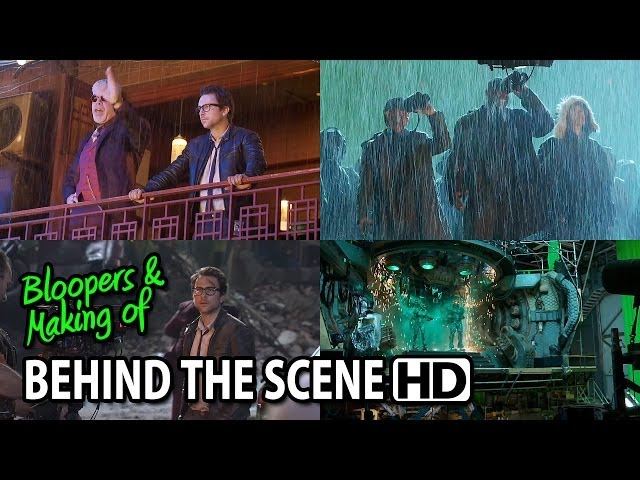 Pacific Rim (2013) Making of & Behind the Scenes (Part3/3)