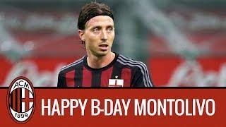 Happy Birthday Riccardo Montolivo