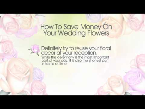 How To Save Money On Your Wedding Flowers | Watanabe Floral - Honolulu, Hawaii Florist Flower Shop