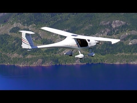 Advanced Ultra-light Or Amateur Built Pipistrel Virus Aircraft (Canada)