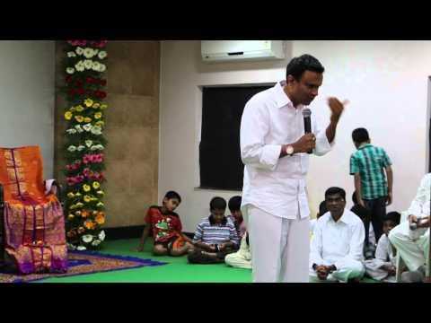 Devotees Meet- Experiences of V Kumar - Part 4 of 4
