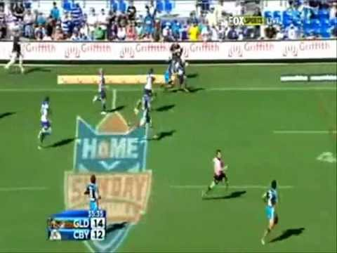 2012 NRL Try of the Season Bulldogs vs Titans -ra_hKtJ-QyE