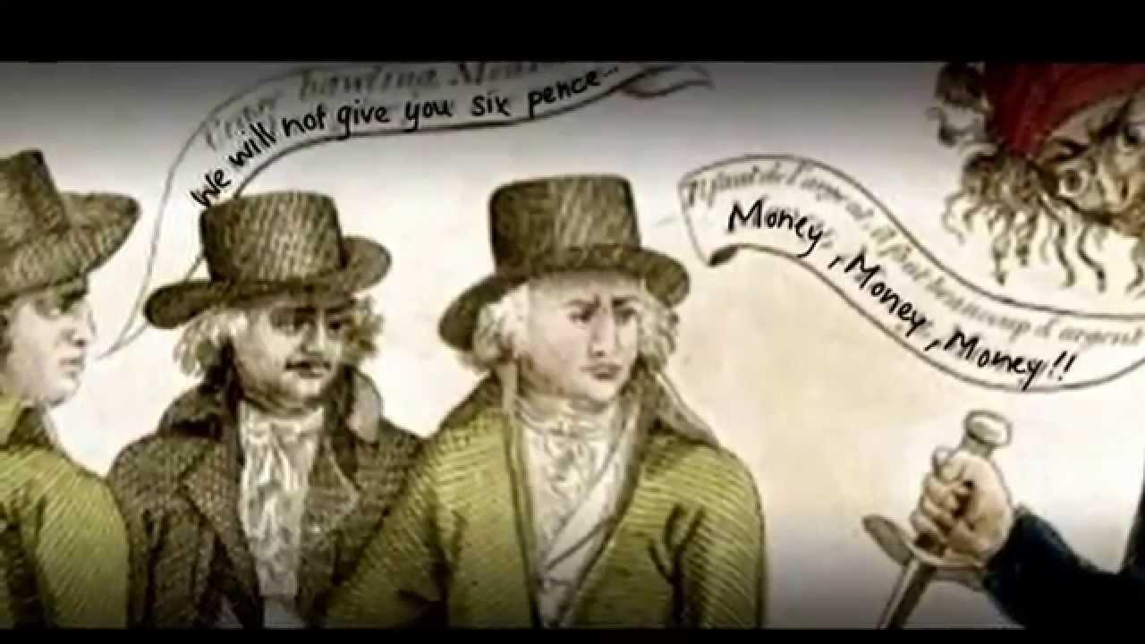 ** P3 LM XYZ Affair, 1797-98 Controvers - YouTube