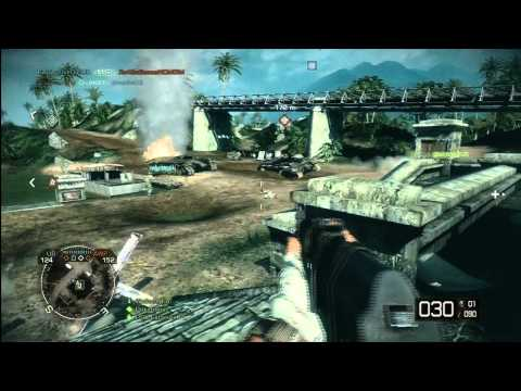 Battlefield: Bad Company 2 Vietnam Gameplay - Operation Hastings