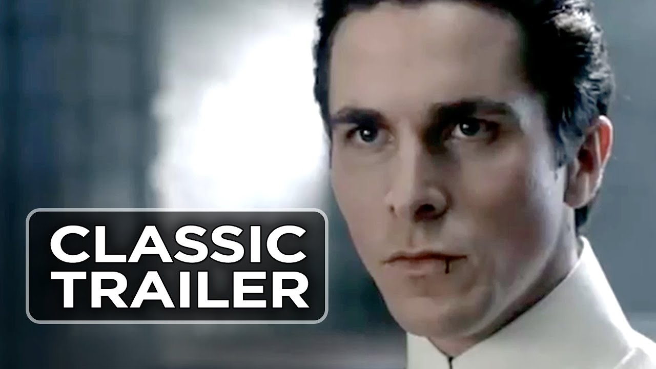 Equilibrium (2002) Official Trailer #1 - Christian Bale ... Christian Bale Movies