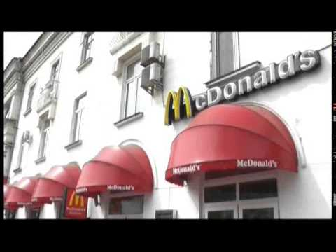5096WD VARIOUS-CRIMEA MCDONALDS