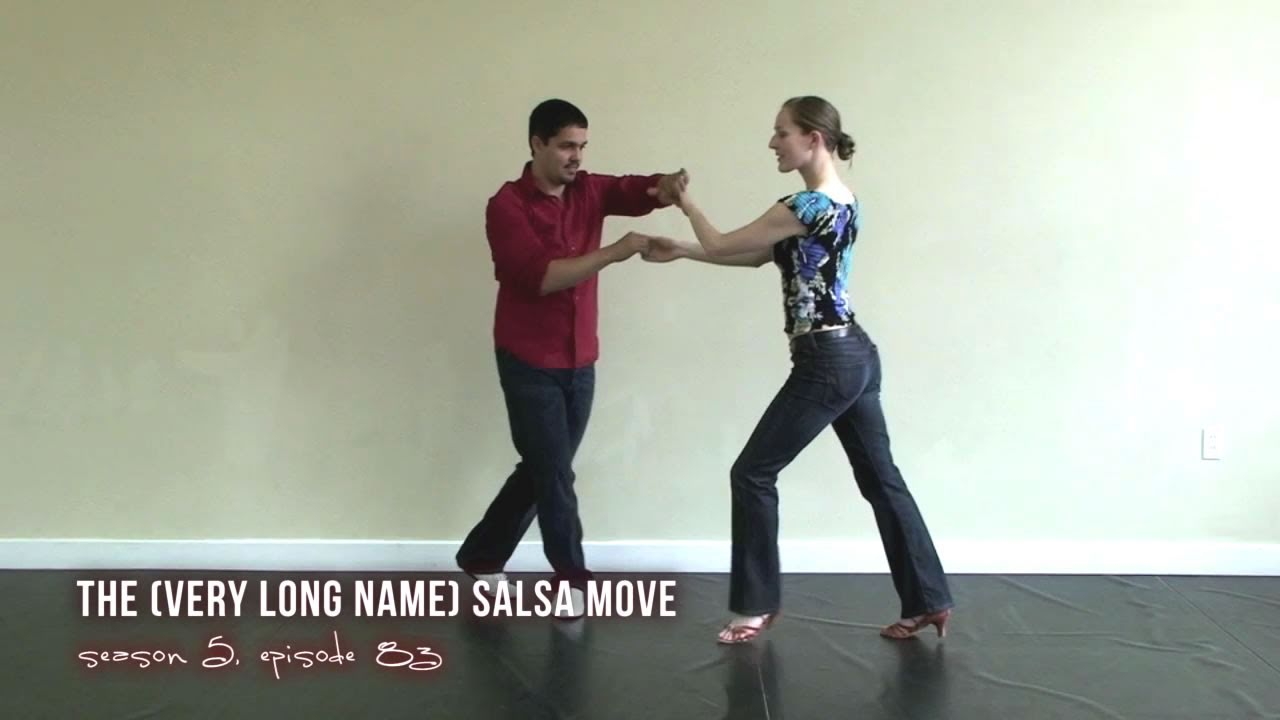 Salsa Timing Video Lesson - Learn To Count Your Salsa Steps