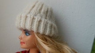 How To Make Doll Winter Hat: 12 Day Of Christmas, Winter