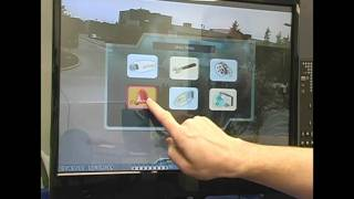 How-To Set Up The Lorex Edge+ DVR With A Touchscreen Monitor