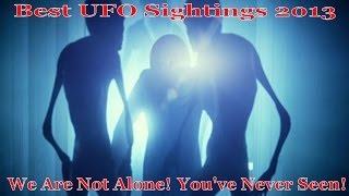 ภาพถ่ายและวีดีโอหลักฐานการค้นพบ ufo ในปี 2013 ที่ผ่านมา