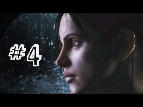 Resident Evil Revelations Gameplay Walkthrough Part 4 - Ghosts of Veltro - Campaign Episode 3
