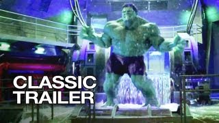 Hulk Official Trailer #1 Eric Bana Movie (2003) HD