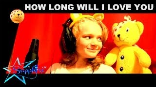 Ellie Goulding How Long Will I Love You (cover By 10