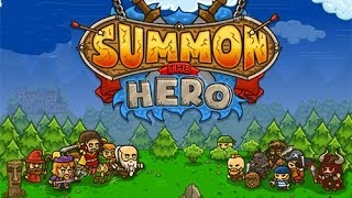 summon the hero walkthrough, thumbnail and cheats