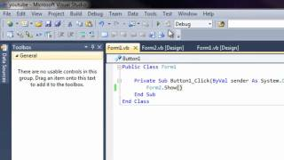 Tutorial 2: Microsoft Visual Studio 2010 How To Make A