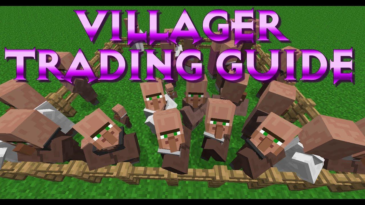 Minecraft trading strategies