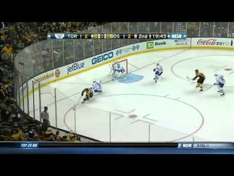 Toronto Maple Leafs vs Boston Bruins 14.01.2014
