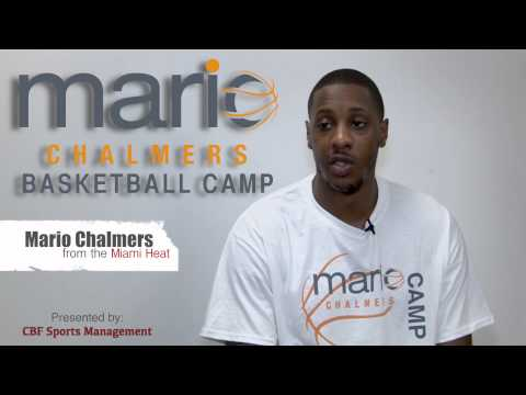 Mario Chalmers Camp /Cbf  sports management