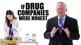If Medicine Commercials Were Honest