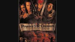 """End Credits Music From The Movie """"Pirates Of The Caribbean"""