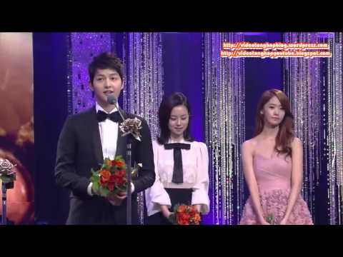 VIETSUB 121231 SNSD Yoona Cuts Full Drama Awards