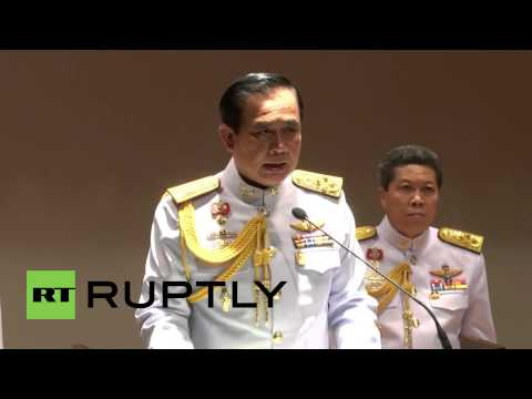 Thailand: Coup leader announces he has