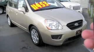 2007 Kia Rondo test drive from Motoring 2007 videos