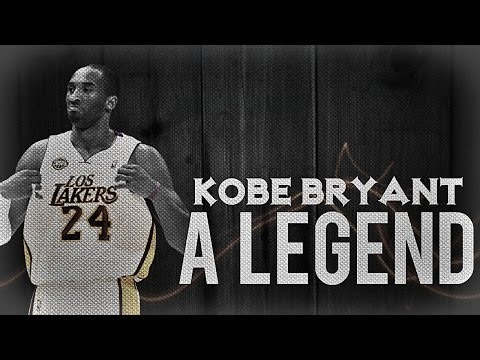 "Kobe Bryant ""A Legend"" The Best NBA Movie HD"