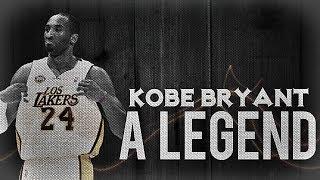 "Kobe Bryant ""A Legend"" The Best NBA Movie HD"