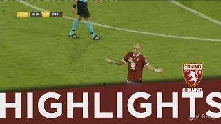 Shakhtyor Soligorsk-Torino 1-1 / gli highlights