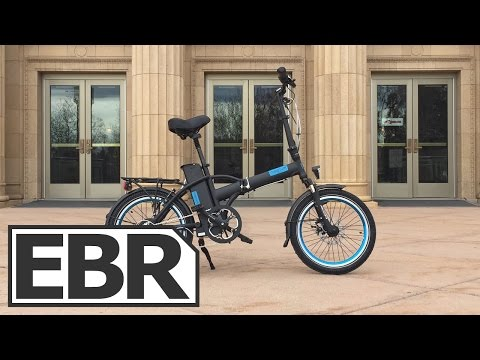 Magnum Classic Video Review - Cheap but Nice Folding Ebike