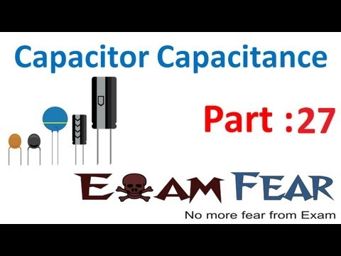 Physics Capacitor & Capacitance part 27 (Infinite Capacitor problems) CBSE class 12