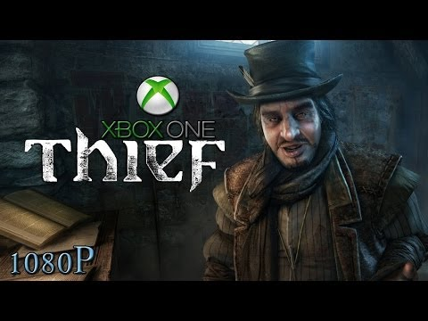 Thief Gameplay Xbox One Walkthrough 1080p The Bank Heist DLC Jewellery Heist and Playthrough