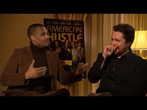 "PATZE TALKS: Christian Bale on ""AMERICAN HUSTLE"" & ""THE OSCARS"""